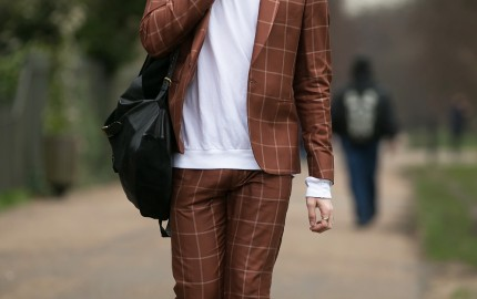 London Street Style Men